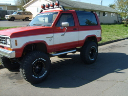 Hadley07s 1985 Ford Bronco II