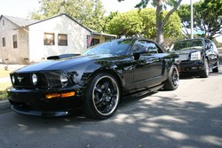 wasaabs 2007 Ford Mustang