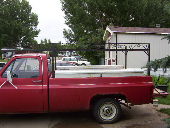 Another 777101 1985 Chevrolet C/K Pick-Up post... - 11181763