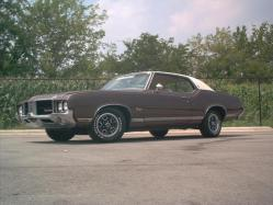 SketchesByChriss 1971 Oldsmobile Cutlass Supreme