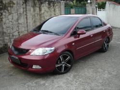 sye_500 2006 Honda City
