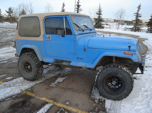Another DoyleRules 1989 Jeep YJ post... - 9380713