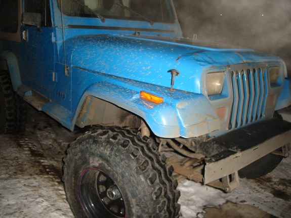 Another DoyleRules 1989 Jeep YJ post... - 9380718
