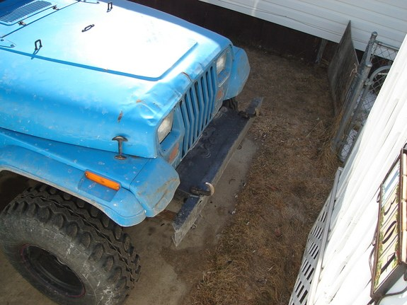 Another DoyleRules 1989 Jeep YJ post... - 9380726