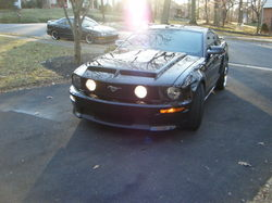 MILES25s 2008 Ford Mustang