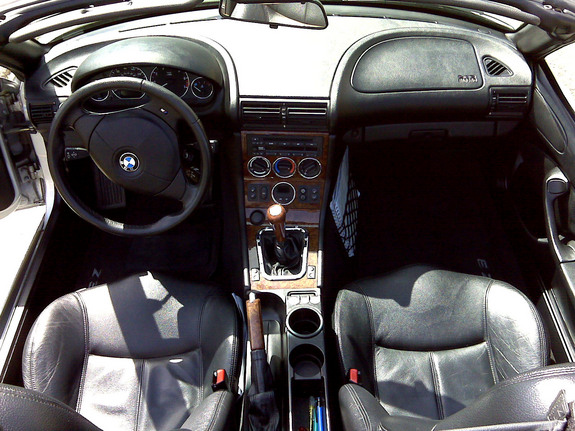 Silverroadster 2000 Bmw Z3 Specs Photos Modification Info At Cardomain