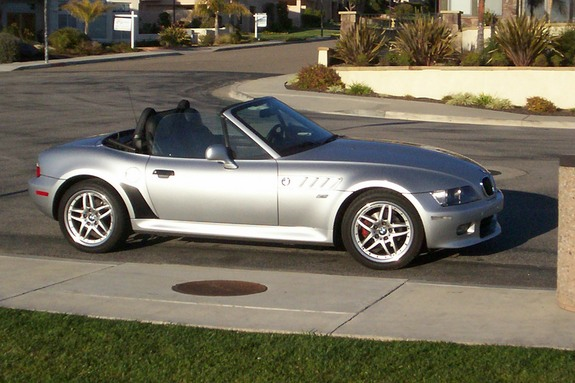 silverroadster 2000 BMW Z3 Specs, Photos, Modification ...
