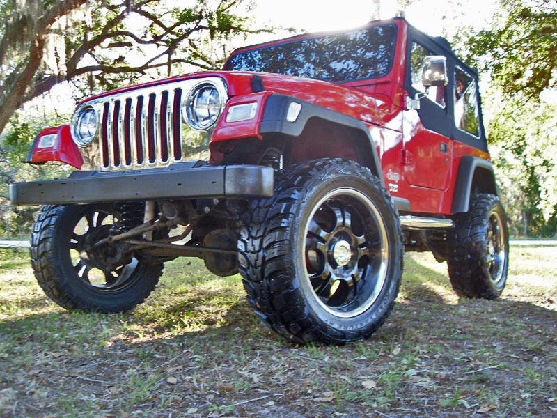coltonbrown's 1997 Jeep Wrangler