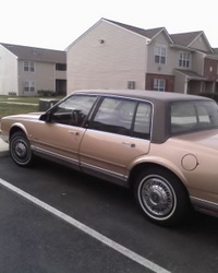 cleanmarquiss 1990 Oldsmobile 98