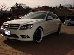 Jp2776s 2008 Mercedes-Benz C-Class
