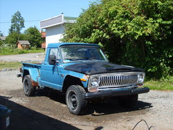 c_thomas65 1974 Jeep J-Series