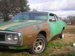 charge_its 1974 Dodge Charger
