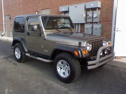 Jerrylk3s 2004 Jeep Rubicon