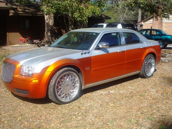 dreamrydez3 2005 Chrysler 300
