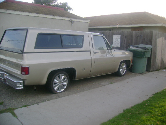 megamanblack 39 s 1976 chevrolet 150 in oxnard ca. Black Bedroom Furniture Sets. Home Design Ideas