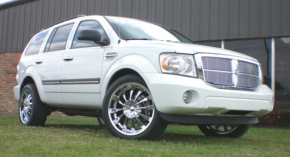 UpholsteryMan 2007 Dodge Durango Specs, Photos ...