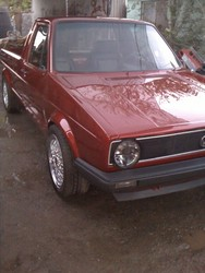 gil_doc 1981 Volkswagen Caddy