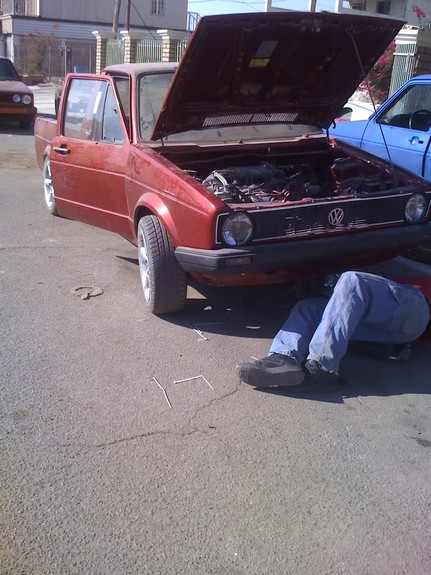 Another gil_doc 1981 Volkswagen Caddy post... - 11159813