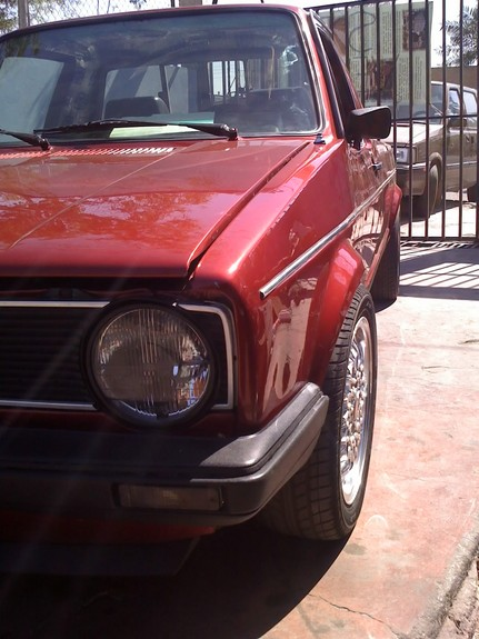 Another gil_doc 1981 Volkswagen Caddy post... - 11159822