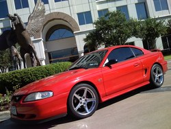 stamenfblocks 1996 Ford Mustang