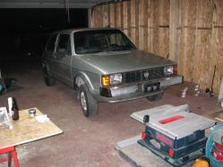 SMOKEYDUBs 1984 Volkswagen Rabbit