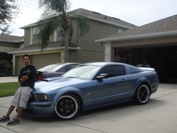 06GTMustangs 2006 Ford Mustang