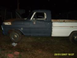 fordtough2072 1972 Ford F150 Regular Cab