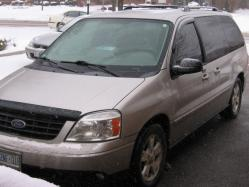 FREESTARJD 2006 Ford Freestyle