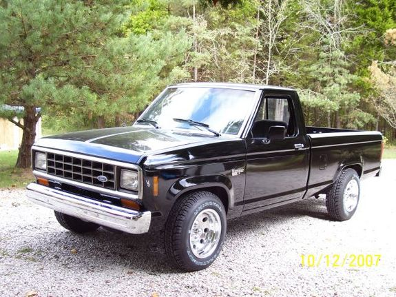 thatsofficial13 1986 ford ranger regular cab specs photos. Black Bedroom Furniture Sets. Home Design Ideas