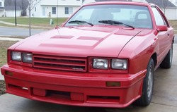 timothygibsons 1986 Mercury Capri