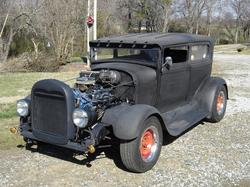 JReeces 1929 Ford Model A
