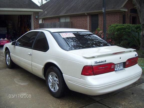 tkdguy09 1997 ford thunderbird specs photos modification. Cars Review. Best American Auto & Cars Review
