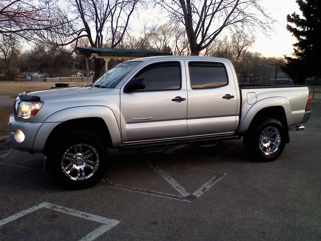 Shawnh72 2005 Toyota Tacoma Double Cabpickup 4d 5 Ft Specs