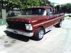 Nymphoe1 1969 Ford F150 Regular Cab