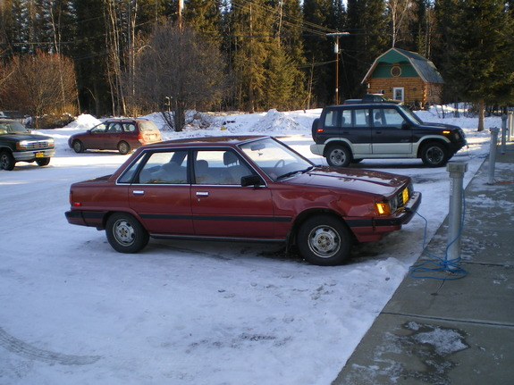 Another AK_Squirrel 1984 Toyota Camry post... - 11167457