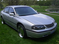 ClearasDiamondss 2002 Chevrolet Impala