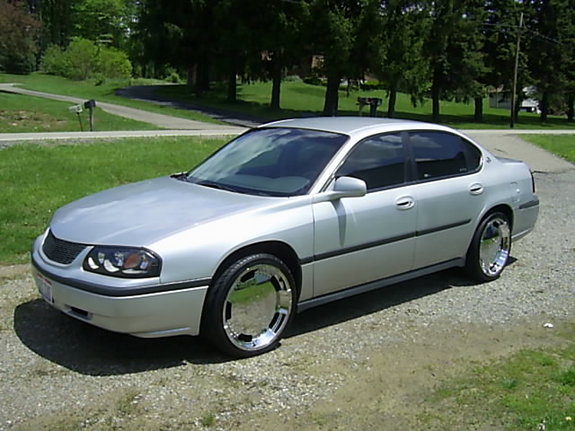 ClearasDiamonds 2002 Chevrolet Impala 11194823