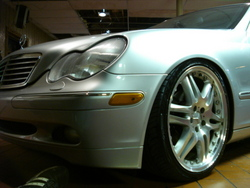 caldw3ls 2004 Mercedes-Benz C-Class