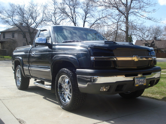 03 classic 2003 chevrolet silverado 1500 regular cab specs. Black Bedroom Furniture Sets. Home Design Ideas