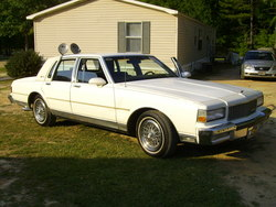 BoxChevyBoi1990s 1990 Chevrolet Caprice