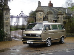 supastar69s 1990 Volkswagen Vanagon