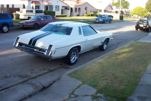 s1rat's 1973 Oldsmobile Cutlass Supreme