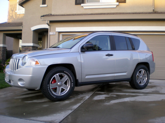 watchcrazy's 2007 Jeep Compass