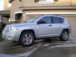 watchcrazy 2007 Jeep Compass