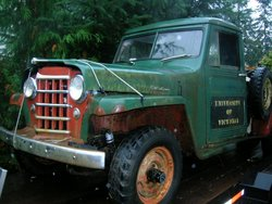 West195 1951 Jeep Willys