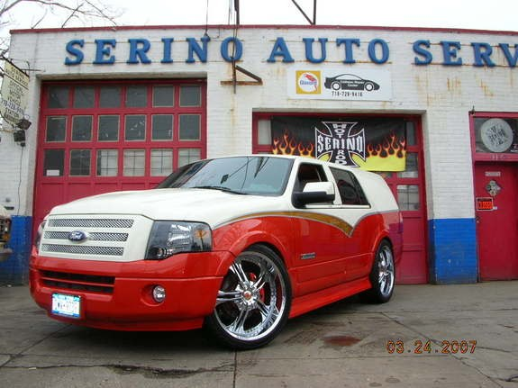 Another Serino-Hot-Rod 2007 Ford Expedition post... - 11171152