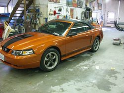 The2000Stang 2000 Ford Mustang