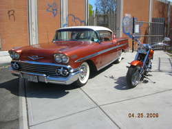 Serino-Hot-Rod 1958 Chevrolet Impala