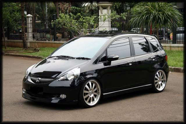 Venomfit08 2008 Honda Fit Specs Photos Modification Info