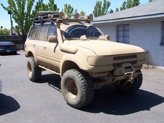 Another DUNRITEAUTO 1991 Toyota Land Cruiser post... - 9384595